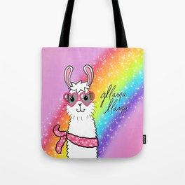 Gllama Llama Tote Bag