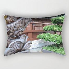 Serene Moment Rectangular Pillow