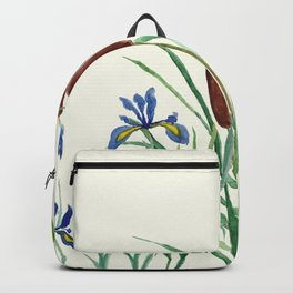 pond-side elegance Backpack