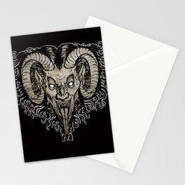 Krampus Nacht Stationery Cards