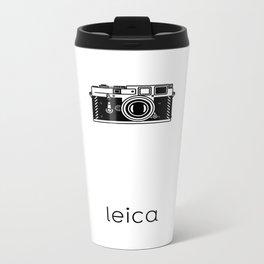 Leica M3 Metal Travel Mug