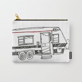 Three wheeled house Carry-All Pouch