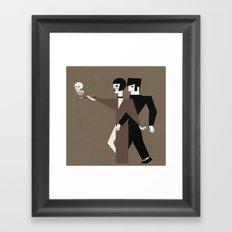 Art déco  Framed Art Print