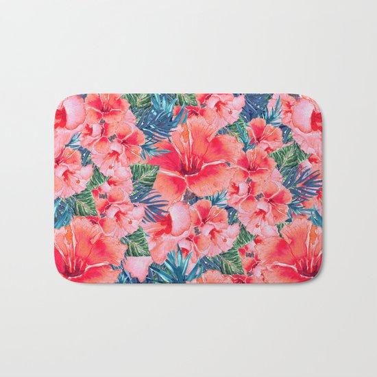 My Tropical Garden 12 Bath Mat