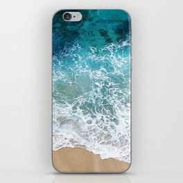 Ocean Waves I iPhone Skin