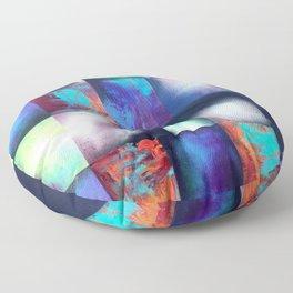 Collide Floor Pillow