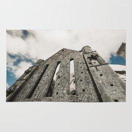 The Rock of Cashel Rug
