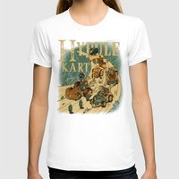 mario kart T-shirts featuring Hyrule Kart by Adrian Filmore