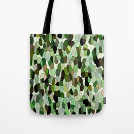 Green Grass Of Summer Tote Bag