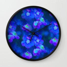 Leopardflower Wall Clock