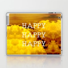 Happy Happy Happy II Laptop & iPad Skin