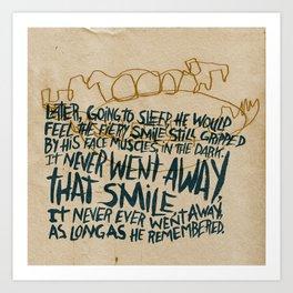 RIP Ray Bradbury Art Print