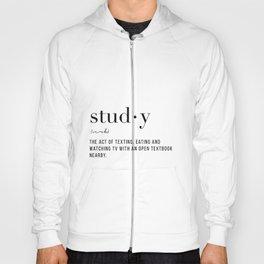 Study Definition Hoody