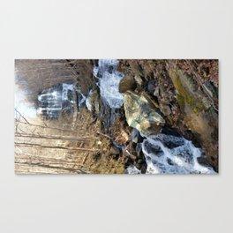 TN Waterfall Canvas Print