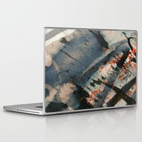 wave Laptop & iPad Skins featuring Wave  by Peter Coleman