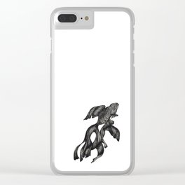 beta Clear iPhone Case