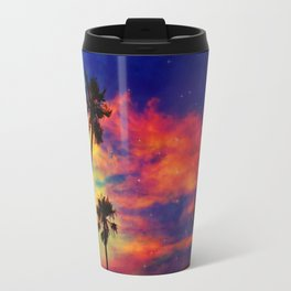 Unicorn clouds Travel Mug