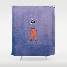 Ultra Instinct Shower Curtain