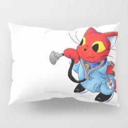 Neko Nurse Pillow Sham