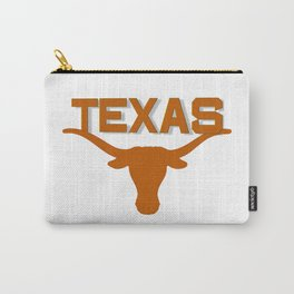 Longhorns Carry-All Pouch
