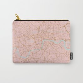 London map Carry-All Pouch