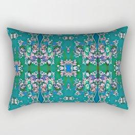 Regal Jewels Rectangular Pillow
