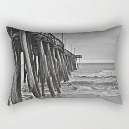 """""""An Old Feel"""" Pier Rectangular Pillow"""