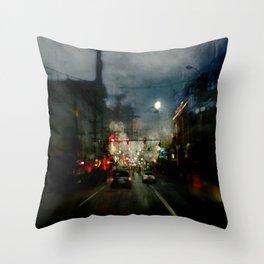 In Limbo Throw Pillow