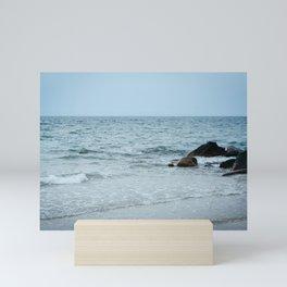 Rocks, Town Beach 02 Mini Art Print