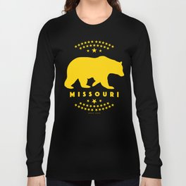 Missouri Black Bear Long Sleeve T-shirt