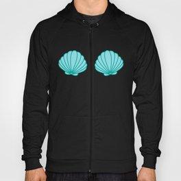 Mermaid Shell Bra Hoody