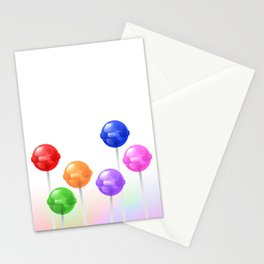 For The Lollies Stationery Cards