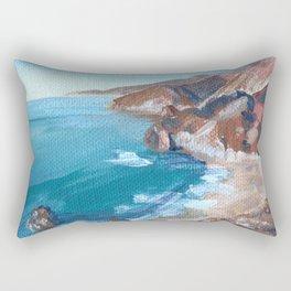 Big Sur No.1 Rectangular Pillow