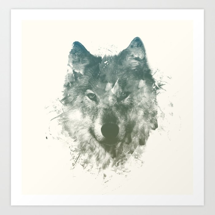 Wolf Like Me Kunstdrucke