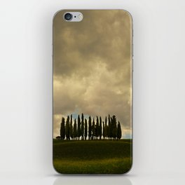 Postcards from Toskany iPhone Skin
