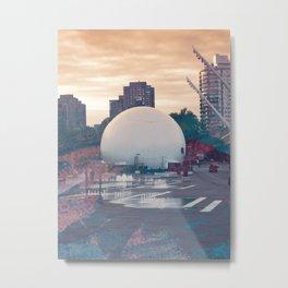Place des Arts, Montreal Metal Print