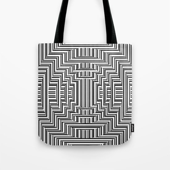 optiek. Tote Bag