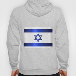 Israel Star Of David Flag Hoody