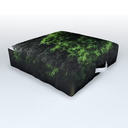 Couldn't Stand to be Alone Without You Outdoor Floor Cushion