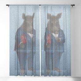Bartholomeus Sheer Curtain