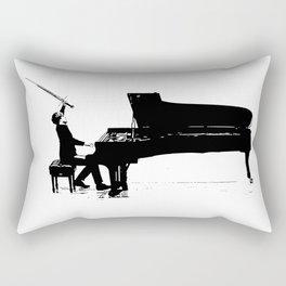 Piano Passion Rectangular Pillow