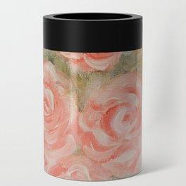 Floral Medley Can Cooler
