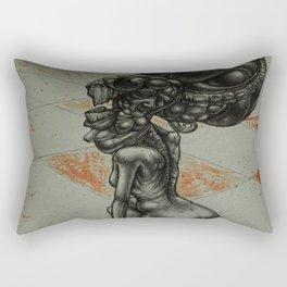 Hey there gummibear Rectangular Pillow