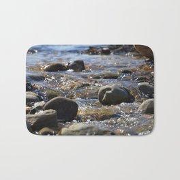 Beach Trickle Bath Mat