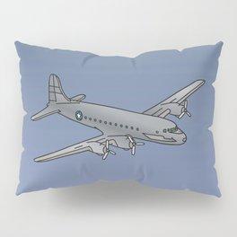 Propeller plane, raisin bomber Pillow Sham