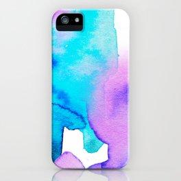 Watercolor 01 iPhone Case