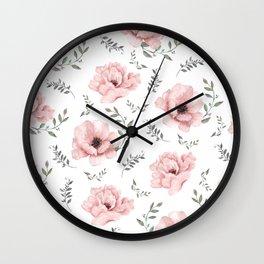 MAGNOLIA GARDEN Wall Clock