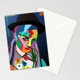 boy George  Stationery Cards