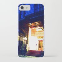 outdoor iPhone & iPod Cases featuring In Through the Outdoor~ New York City by 13th Moon Social Club