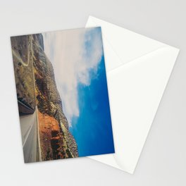 Utah Desert Road Stationery Cards